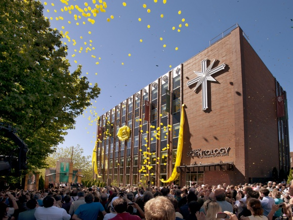 Church of Scientology Washington State Grand Opening